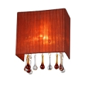 Бра ARTE LAMP Crystal (Redpool) A3850AP-1AB