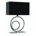 Настольная лампа ARTE LAMP Furniture and table lamps (Black pool) A5370LT-1BC