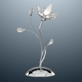 Настольная лампа ARTE LAMP Modern and crystal (Hibiscus) A1882LT-1CC