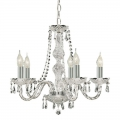 Люстра ARTE LAMP Crystal (Merci) A2120LM-5CC