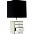 Настольная лампа ARTE LAMP Furniture and table lamps (Black pool) A3841LT-1CC