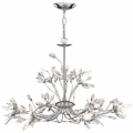 Люстра ARTE LAMP Modern and crystal (Hibiscus) A1882LM-9CC