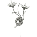 Бра ARTE LAMP Modern and crystal (Hibiscus) A1882AP-2CC