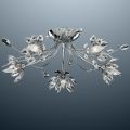 Потолочная люстра ARTE LAMP Modern and crystal (Hibiscus) A1882PL-5CC